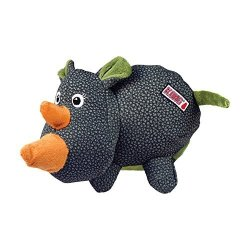 Kong Phatz Rhino Dog Toy Medium
