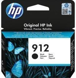 HP 912 Black Original Ink Cartridge 300 Pages