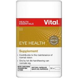 Vital Eye Boost 30 Capsules