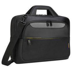 Targus Bag: Citygear 15.6 Slim Topload Laptop Case Black