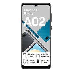 Samsung Galaxy A02 Dual Sim 32GB Black