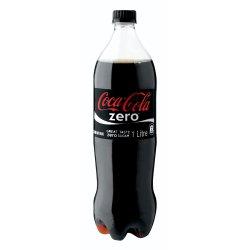 Coca Cola - Zero Plastic Bottle 1LTR