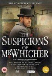 The Suspicions Of Mr Whicher - Complete Dvd