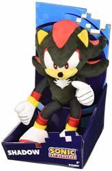 Sonic Modern Shadow Plush Toy Black yellow red