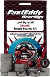 USA Losi 8IGHT-XE Ceramic Sealed Bearing Kit