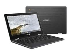 Asus Chromebook Flip C214MA-YS02T 11.6 Ruggedized And Water Resistant Chromebook 360 Touchscreen Convertible Intel N4000 4GB DDR