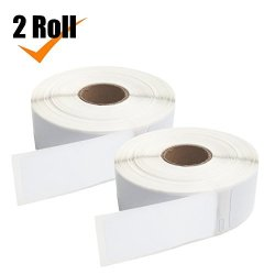 """Healingtime 2 Roll Premium Dymo Label 30336 Compatible 1"""" X2-1 8 - 500 Labels roll Dymo Label Writer"""