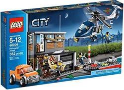 LEGO CITY Set Helicopter Arrest