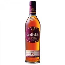 Glenfiddich 15yo Single Malt Scotch Whisky 750ml