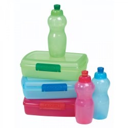 Addis Lunch Box Assorted Pack 347ml Bottle