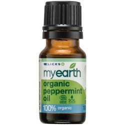 MyEarth Organic Peppermint Oil 10ML
