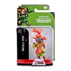 World Of Nintendo The Legend Of Zelda Skull Kid Action Figure 2.5 Inches