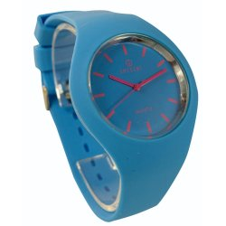 INITIAL Silicone Analogue Watch I-004