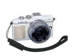 Olympus Accessories Handstrap Black Like My Dress