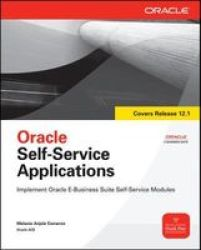 Oracle Self-service Applications Paperback