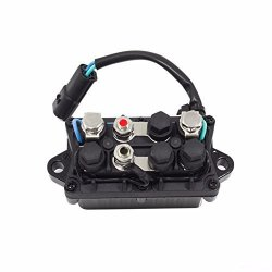 Automotive Authority Relay Assy 63P-81950-00-00 For Yamaha Outboard Motors  4 Stroke Engine F 20HP - 250HP | R2055 00 | Sports and Outdoors |