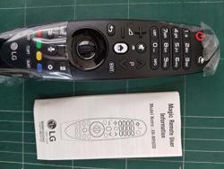 Magic Remote Control With Voice Mate For Select 2015 Smart Tvs Worldwide Version . Also Known As ANMR600 AKB74495301 AN-MR600. F
