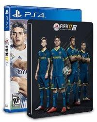 Electronic Arts Fifa 17 - Steelbook Edition - Playstation 4