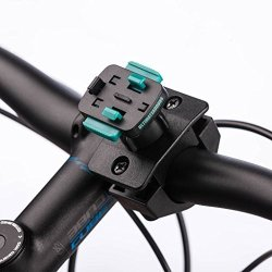 Ultimateaddons Pro Handlebar 19-35MM Bicycle Mount + One Holder For Huawei Mate S
