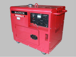 Magnum WM5000CL-1 6.5KVA Diesel Generator 5KW