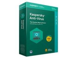 Kaspersky Anti-virus 2018 - Box KL1171QXDFS8ENG