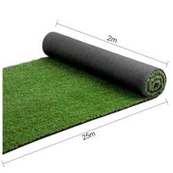 Artificial Green Grass 50mm Per Meter
