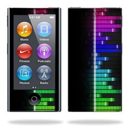 MightySkins Protective Skin Decal Cover For Apple Ipod Nano 7G 7TH Generation MP3 Player Wrap Sticker Skins Keep The Beat