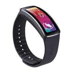 Samsung Smartwatch Replacement Band For Gear Fit - Black Discontinued By Manufacturer