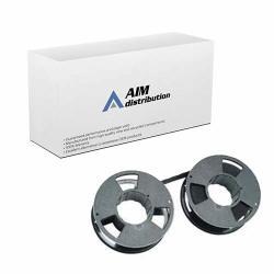 Aim Compatible Replacement For Printronix P4280 5205 9212 Black Printer Ribbons 6 PK 179006-001 - Generic
