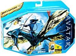 James Cameron's Avatar Movie Creature Toy Figure Jake's Banshee By Mattel