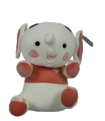 Stuffed Soft Plush Baby Elephant - 35CM