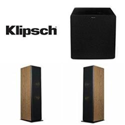Cherry Klipsch RF-7 II Floorstanding Speaker Pair