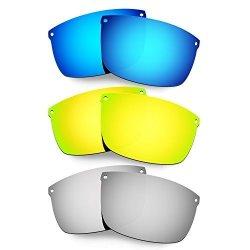 54c1c82cd57 PLUS Hkuco Mens Replacement Lenses For Oakley Carbon Blade - 3 Pair ...