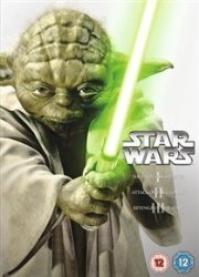 Star Wars Trilogy: Episodes I II And III DVD