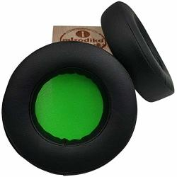 Misodiko Replacement Ear Pads Cushions With Plastic Ring Part For Razer Kraken Pro V2 Gaming Headset Headphones Repair Earpads C