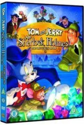 Tom And Jerry: Sherlock Holmes dvd