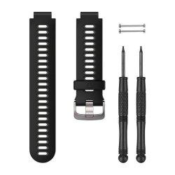 Garmin Black gray Watch Band Forerunner 735XT