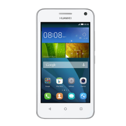 Huawei Y3 Lite 4GB Single Sim in White VOD