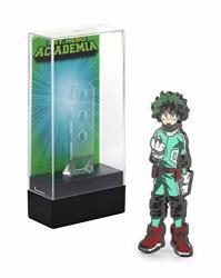 Figpin My Hero Academia: Izuku Midoriya Deku - Collectible Pin With Premium Display Case