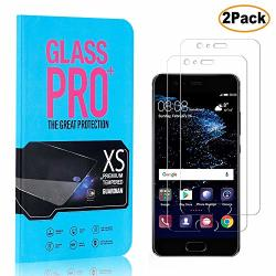 Huawei P10 Plus Tempered Glass Screen Protector Cusking 9H High Transparency Screen Protector Film For Huawei P10 Plus Drop Fall