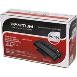 Pantum High-yield Laser Toner Cartridge BLACKPC310H