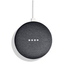 Google Nest Mini Smart Speaker in Charcoal