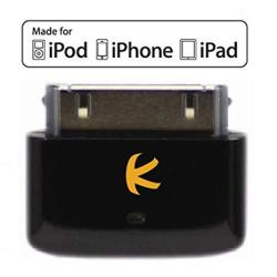 Bluetooth Adapter Dongle Transmitter for iPod Classic iPod Nano Touch Top  OJ