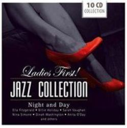 Ladies First Jazz Collection Cd Boxed Set