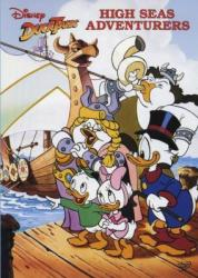 Ducktales High Seas Adventure Vol 5
