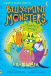 Billy And The MINI Monsters Monsters In The Dark Hardcover