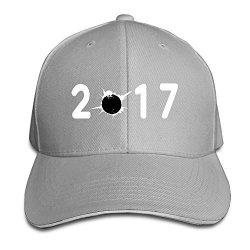 August 21 2017 Total Solar Eclipse Neutral Summer Gift For Friends Baseball Cap