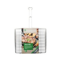 Kaufmann Large Braai Stainless Steel Box Grid