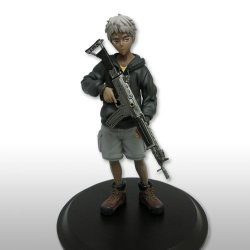 Jormungand Dxf Figure Jonah Single Item Banpresto Prize Japan Import By Banpresto