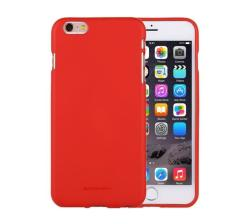 Goospery Soft Feeling Cover Iphone 6 Plus & 6S Plus Red